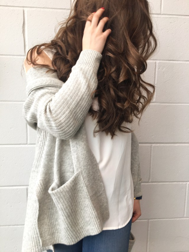 comfy cozy winter outfit