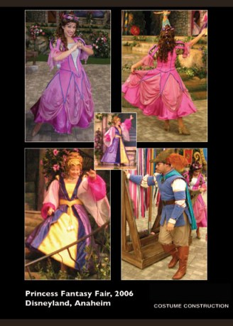 Disneyland Princess Fair