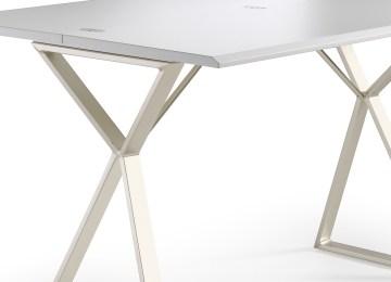 Mesa Para Cocina Moderna Blanca   Mesas De Comedor Redondas Diseño ...