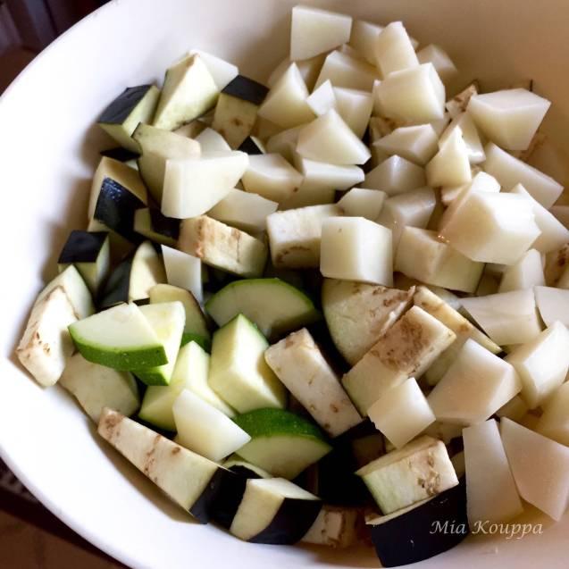 Vegetables for the tsik tsik