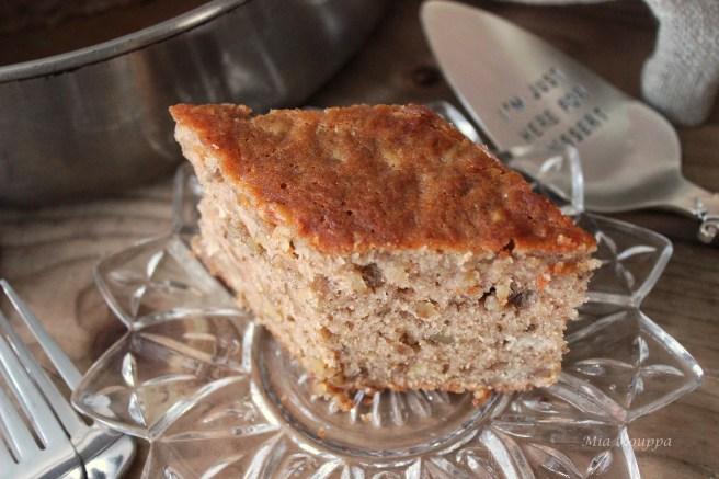 Karydopita, Walnut cake (Καρυδόπιτα)