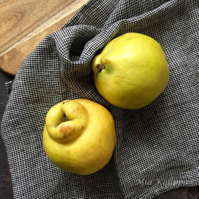 Quince (Κυδώνι)