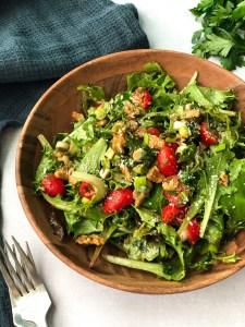 Zoï's salad