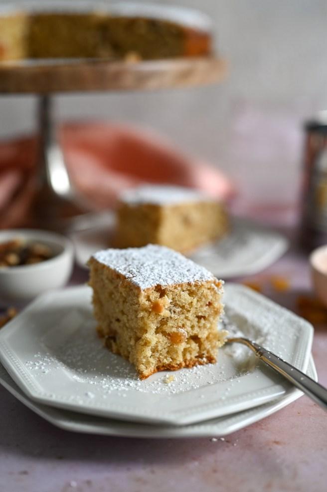 Phanouropita (or fanouropita) is a symbolic and traditional Greek vegan cake full of meaning.