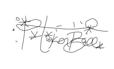 Tinker Bell Digital Signature