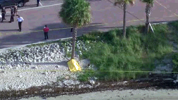 Miami Firefighter Found Dead Off Rickenbacker Causeway