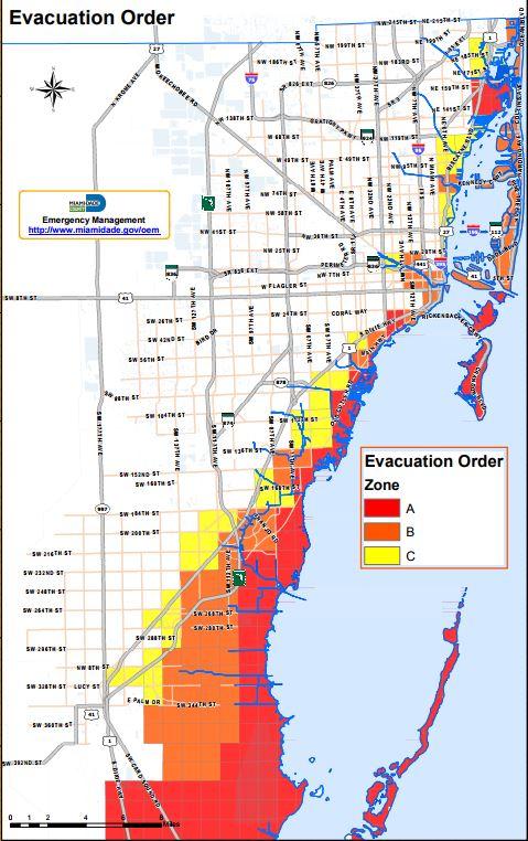 Storm Surge Map Miami : storm, surge, miami, Miami, Storm, Surge, Location, Catalog, Online