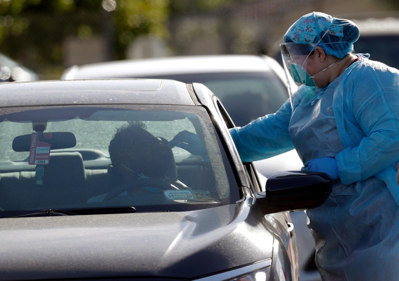 Florida Hits Grim New Coronavirus Milestone 200 000 Plus