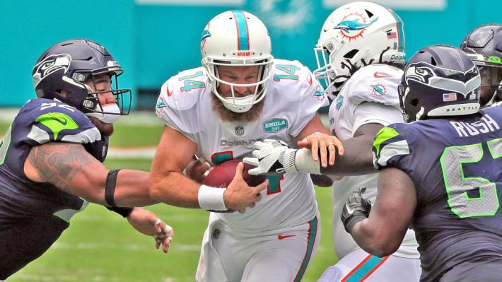 PIX: Miami Dolphins Vs. Seattle Seahawks, Week 4 – CBS Miami
