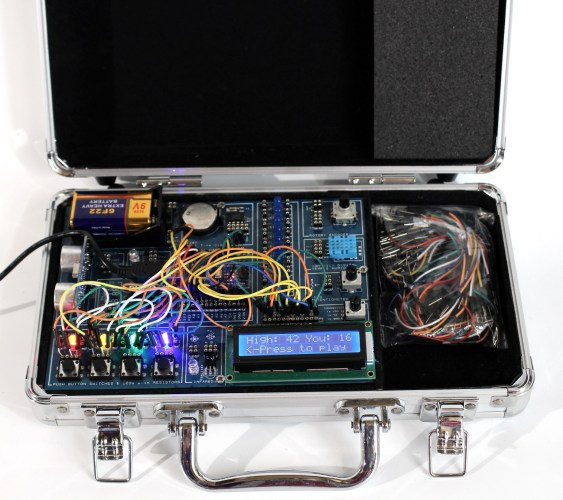 DuinoKit - Learn Arduino based electronics and programming