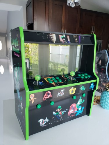 Raspberry Pi Arcade Showcase