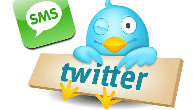 Social Media / SMS Updates