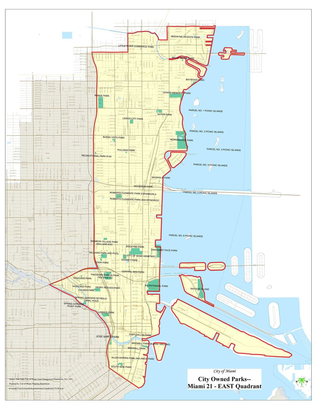 Miami Zoning Map : miami, zoning, Miami, Zoning, World, Atlas