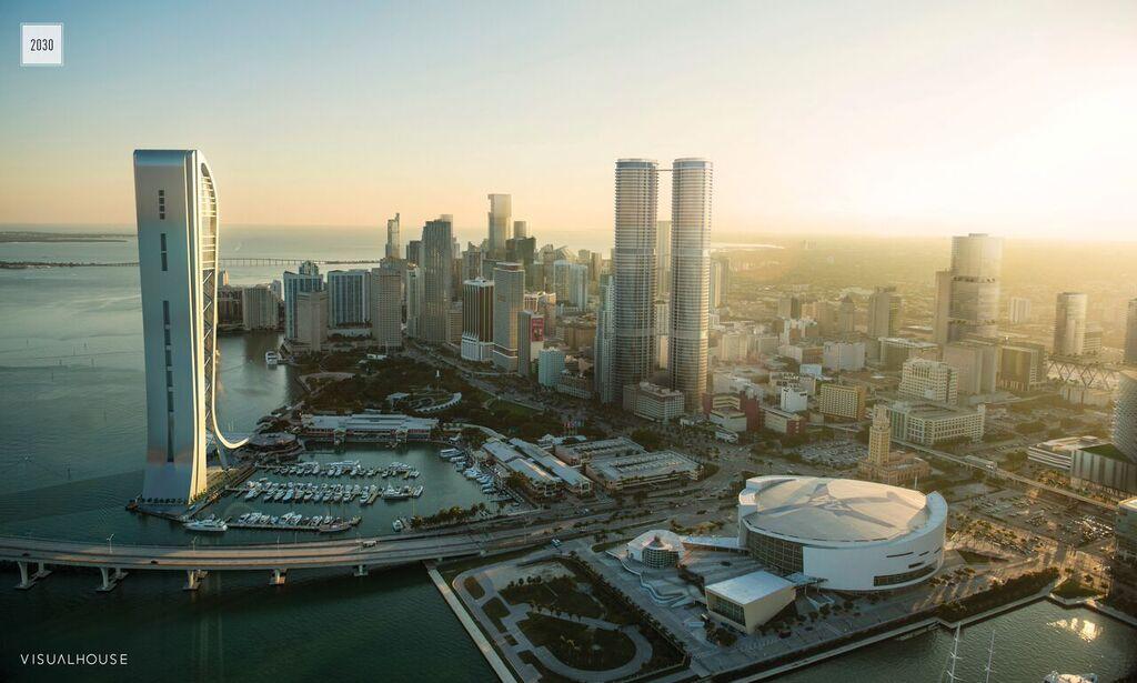 Miami S Skyline In 2030