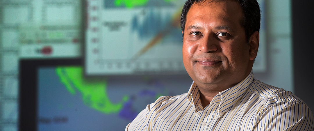 Winter College featured faculty, Dr. DJ Rao