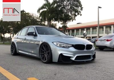 BMW M3 KDOT_VOSSEN'S