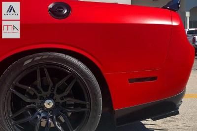 Asanti Wheels Challenger