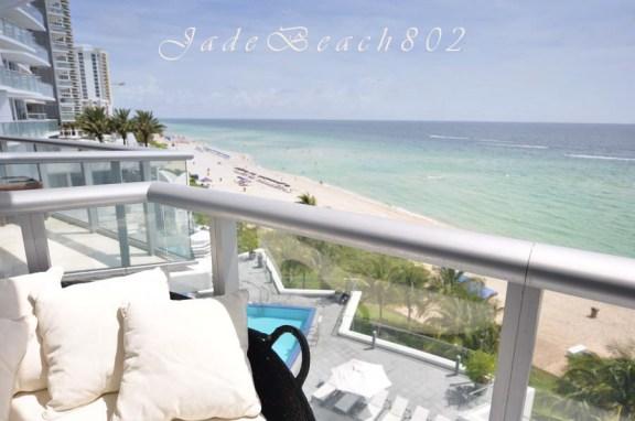 Jade Beach Condo 802 Sunny Isles