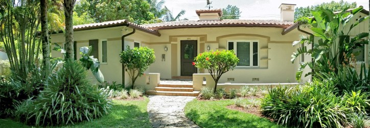 Miami Shores SF Home