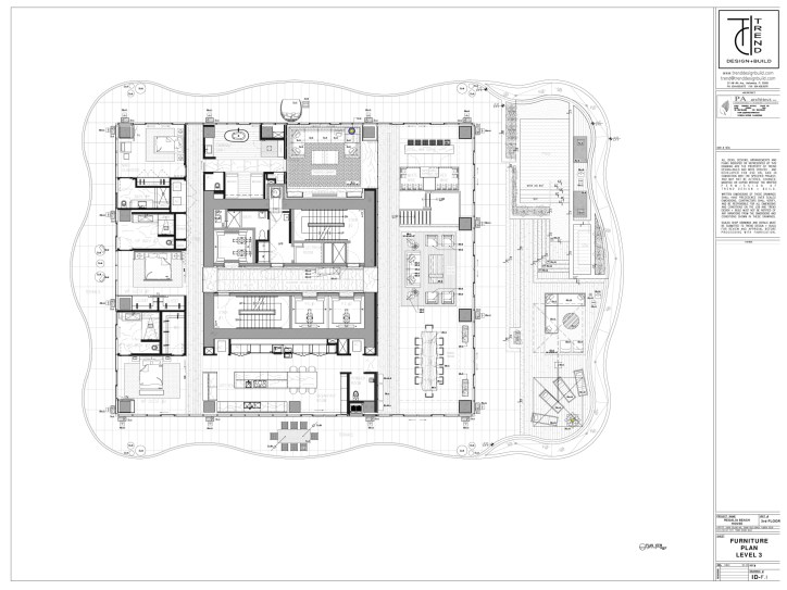 Regalia Beach House Floor plan