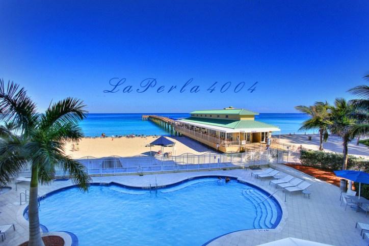 La Perla 4004 Pier & Pool