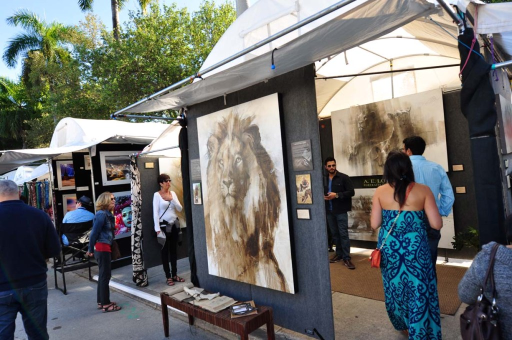Coconut Grove ART Festival 2015