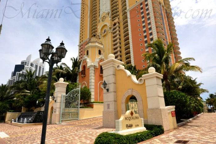Acqualina Condo Resort 1202 Sunny Isles Beach