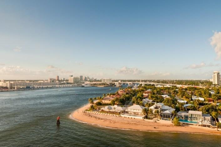 Harbour Beach Fort Lauderdale