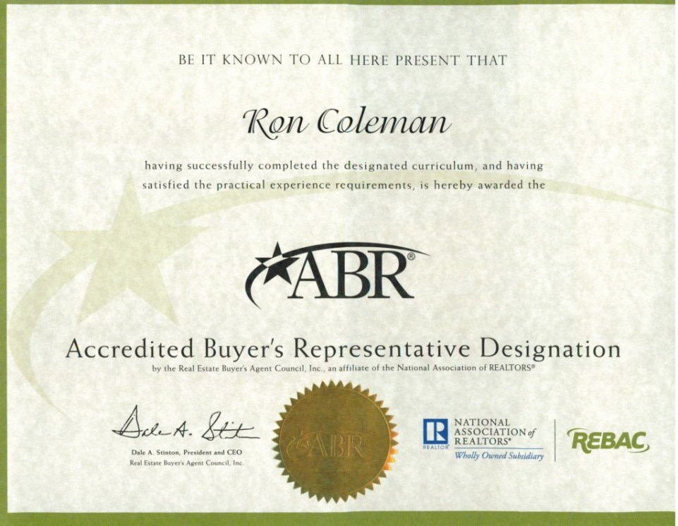 ABR Certification