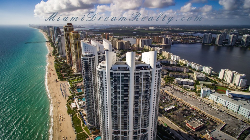 Sunny Isles Beach Skyline - Condo Index AUG 2016