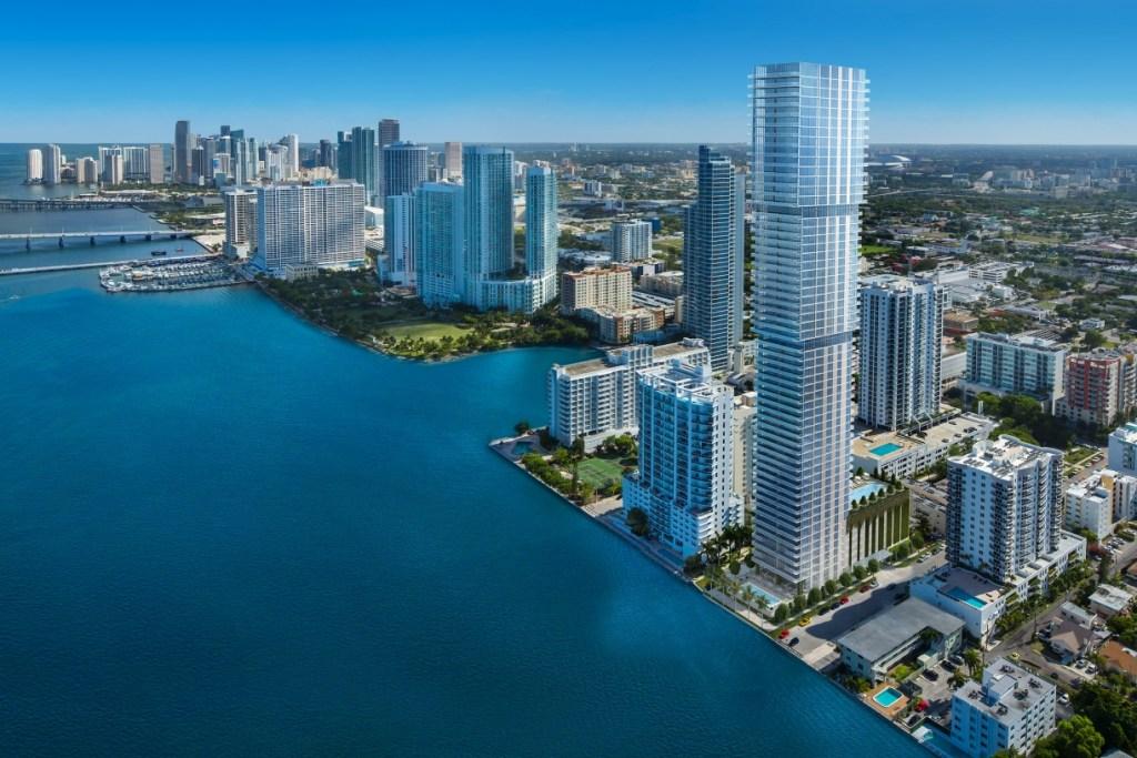Elysee Miami Edgewater Condos