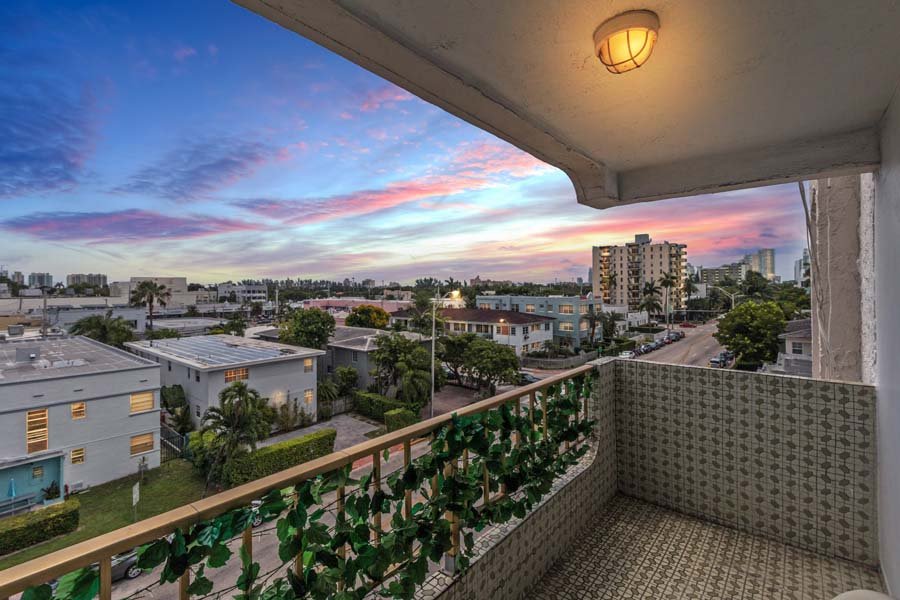 1580 West Avenue PH501 Miami Beach Condo