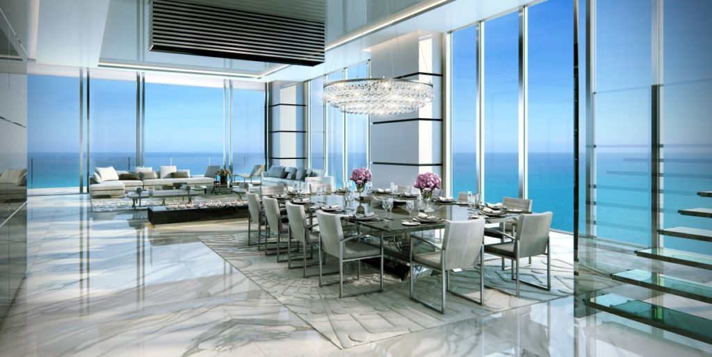 Turnberry-Ocean-Club-Living Room