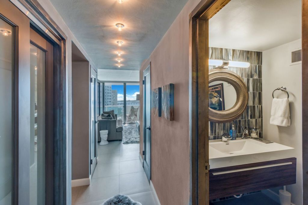 Mirador North South Miami Beach Condo 1128 for Sale SOLD
