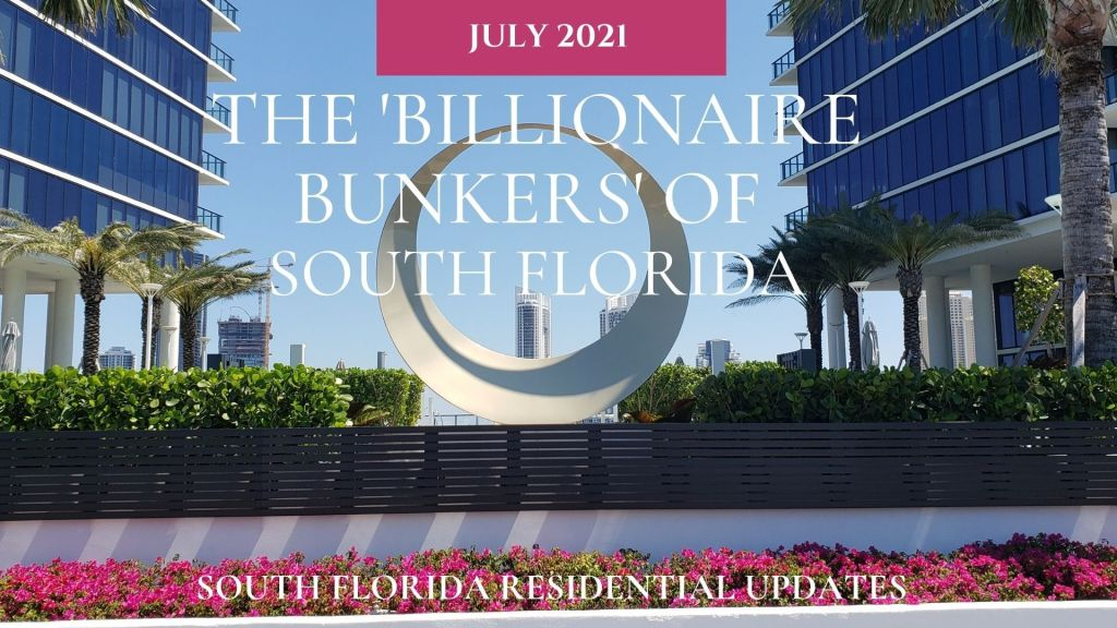 the 'Billionaire Bunkers' of South Florida