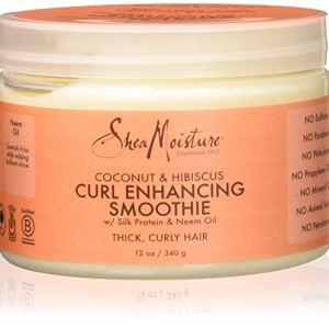 Shea Moisture Coconut Hibiscus Curl Enhancing Smoothie -12 oz