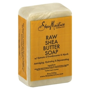 Shea Moisture Raw Shea Butter Soap
