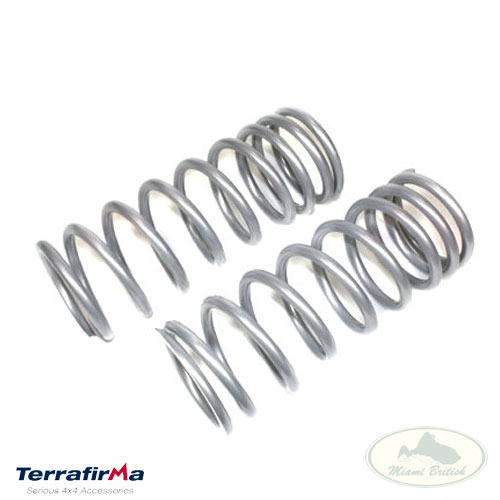 LAND ROVER FRONT 2″ SPRING COILS DEFENDER DISCOVERY I