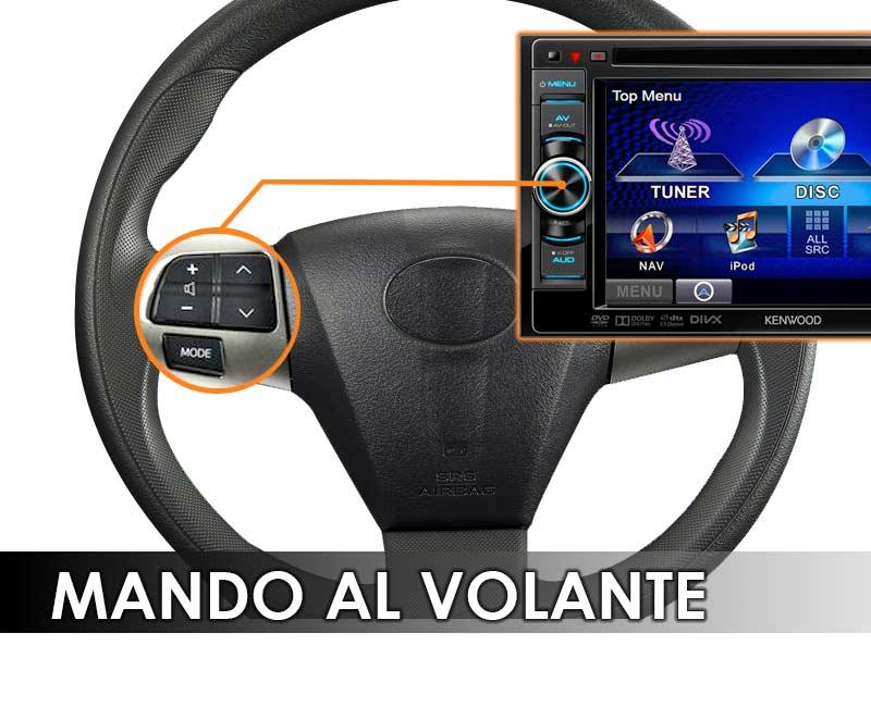 BUSCA TU INTERFACE MANDO AL VOLANTE AQU DESDE
