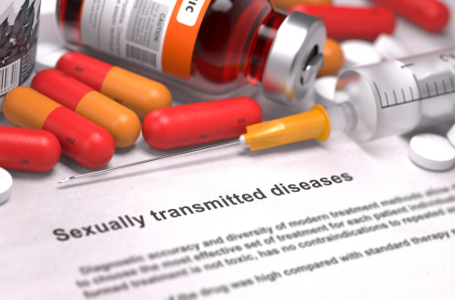 Sexually Transmitted Skin Diseases