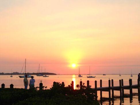 Bayside Grill, Key Largo (Copyright Miamicito)