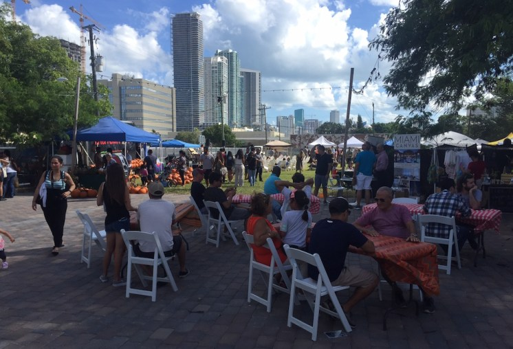 The Miami Flea