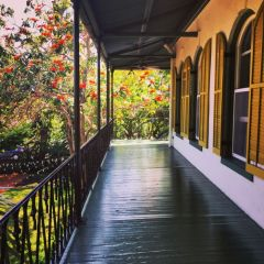 Hemingway House, Key West (Copyright Miamicito)