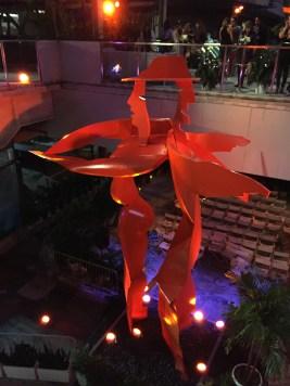 Brickell City Centre's Illuminate the Night (Copyright Miamicito)