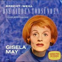 Irresistible Gisela May, vieja maga indigna
