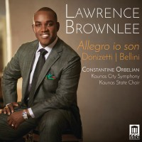 Radiante Lawrence Brownlee