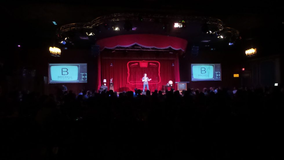 A review Brickell Comedy Festival
