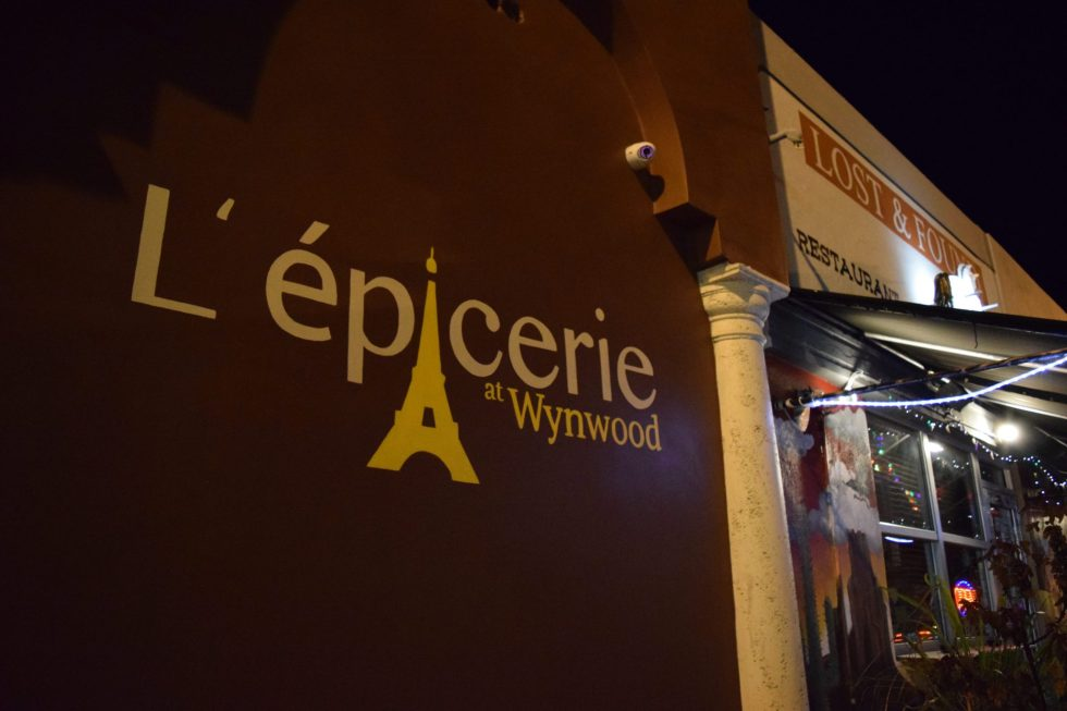 l'epicerie in wynwood