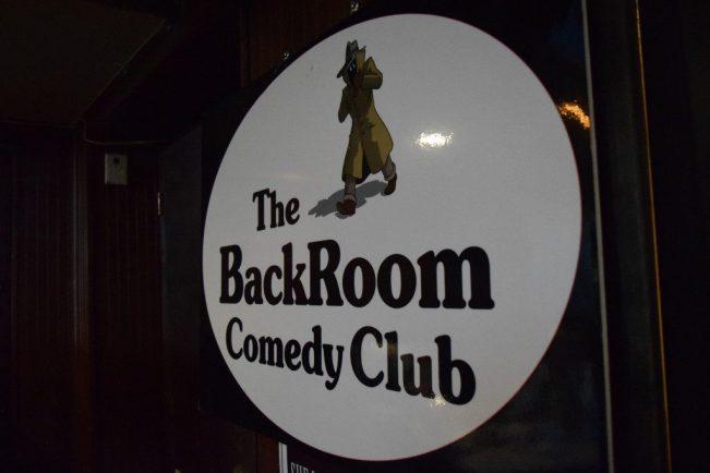 Backroom Comedy Club