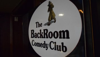 Backroom Comedy Club